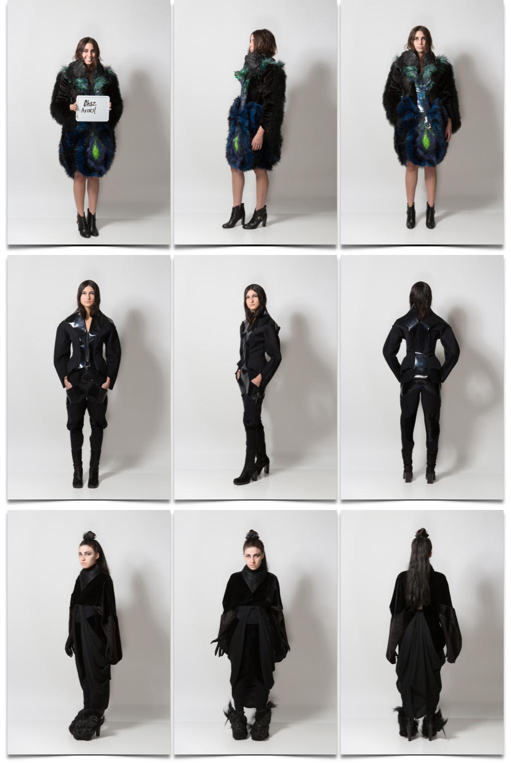 Chaz Aracil RISD designs