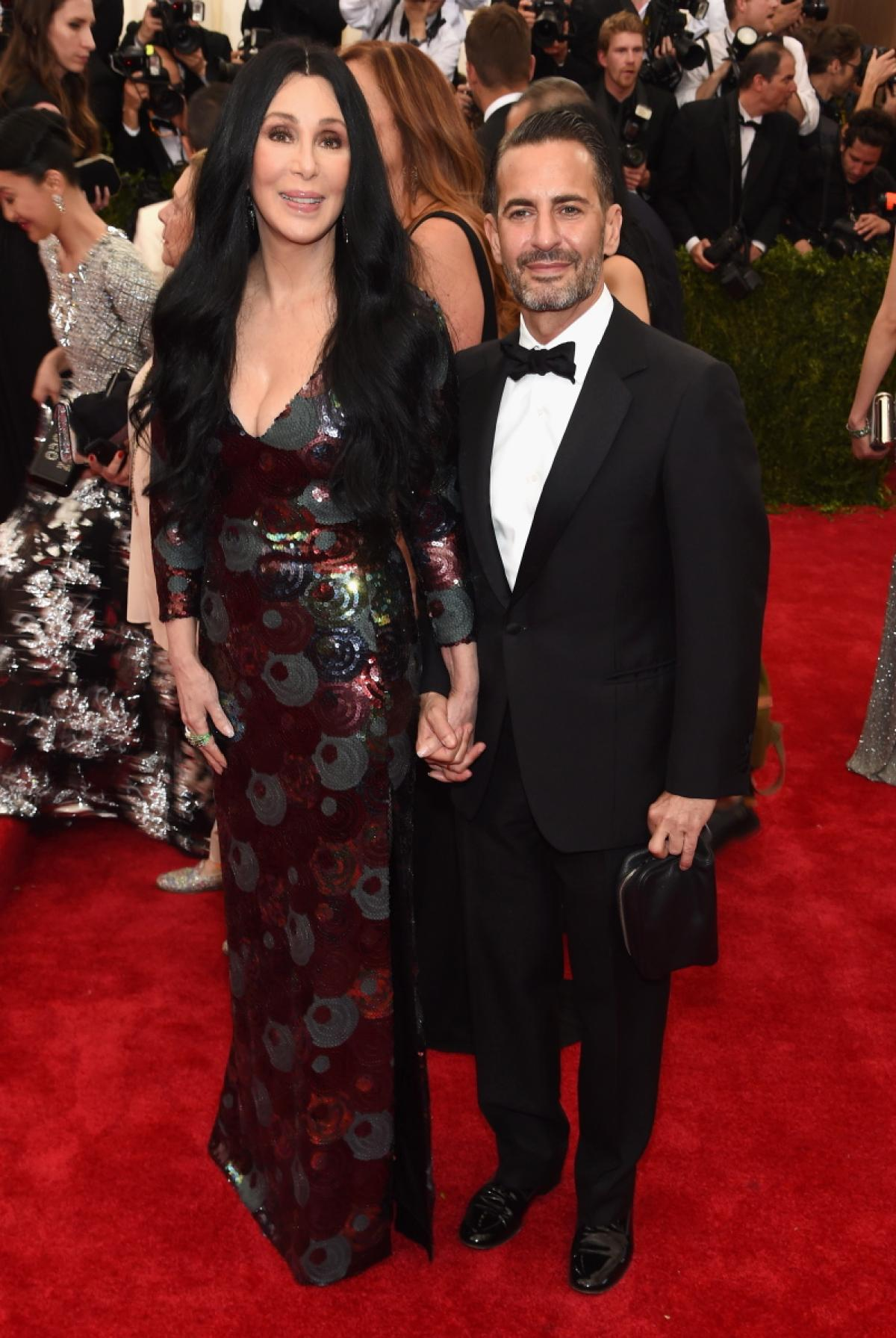 cher marc jacobs met photo