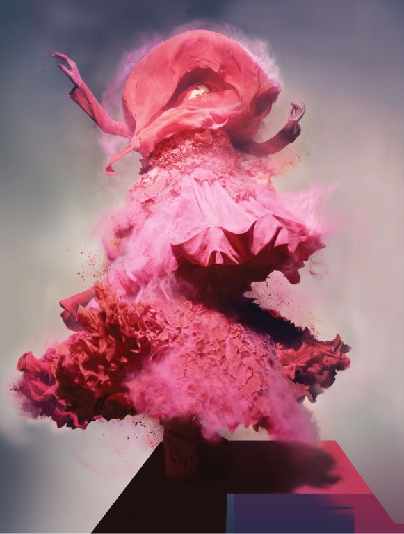 Lily Donaldson, British Vogue, 2007