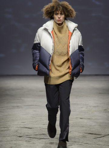 Concept Korea Fall 2017 Menswear Fashion Show