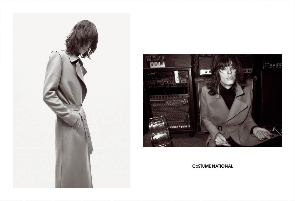 Costume National Fall 2015 Ad Campaign photo