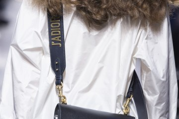 Christian Dior Fall 2017 Fashion Show Handbags