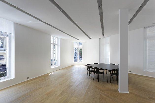 dior homme office photo