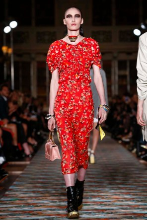 Dior Cruise Collection 2017 Fashion show in Blenheim Palace, Oxford
