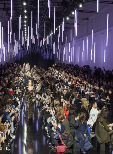 Elie Saab Fall 2017 Fashion Show Atmosphere Cont.