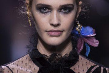 Elie Saab Fall 2017 Fashion Show Beauty