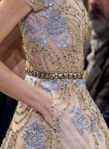Elie Saab Spring 2017 Couture Fashion Show Details