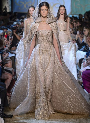 Elie Saab Fall 2017 Couture Fashion Show