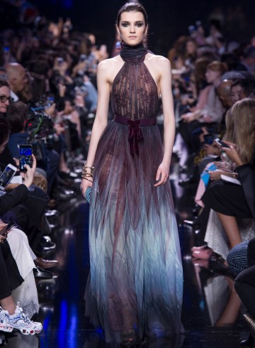 Elie Saab Fall 2017 Fashion Show