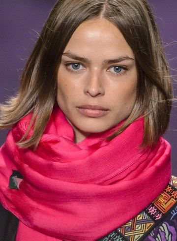 Etro Fall 2017 Fashion Show Beauty