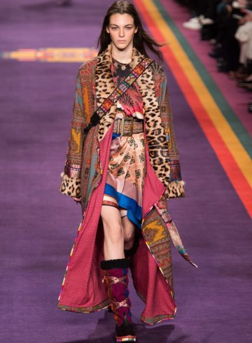 Etro Fall 2017 Fashion Show