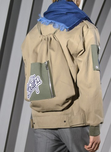 Andrea Crews Spring 2018 Men's Fashion Show Details