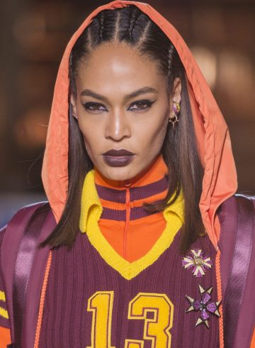 Fenty Puma by Rihanna Fall 2017 Fashion Show Beauty
