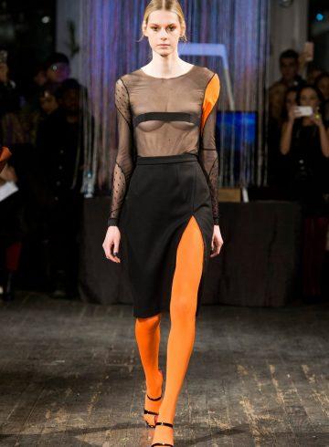 Katie Gallagher Fall 2017 Fashion Show