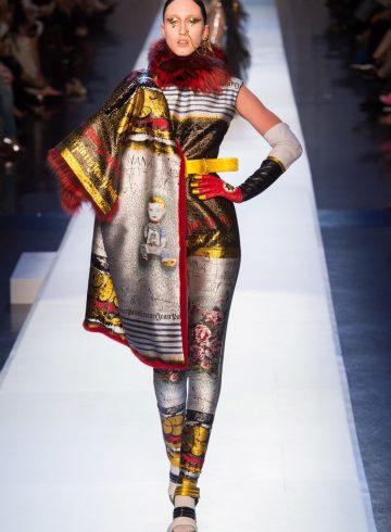 Jean Paul Gaultier Fall 2017 Couture Fashion Show