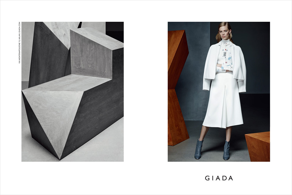 Giada Fall 2015 ad campaign Lexi Boling photo