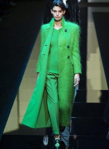 Giorgio Armani Fall 2017 Fashion Show