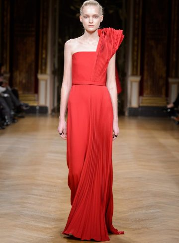 Antonio Grimaldi Spring 2017 Couture Fashion Show