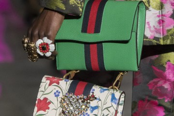 Gucci Fall 2017 Fashion Show Details