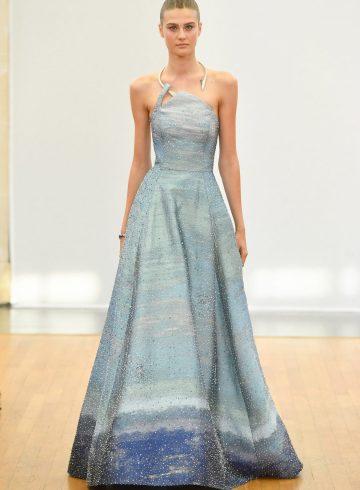 Gyunel Fall 2017 Couture Fashion Show