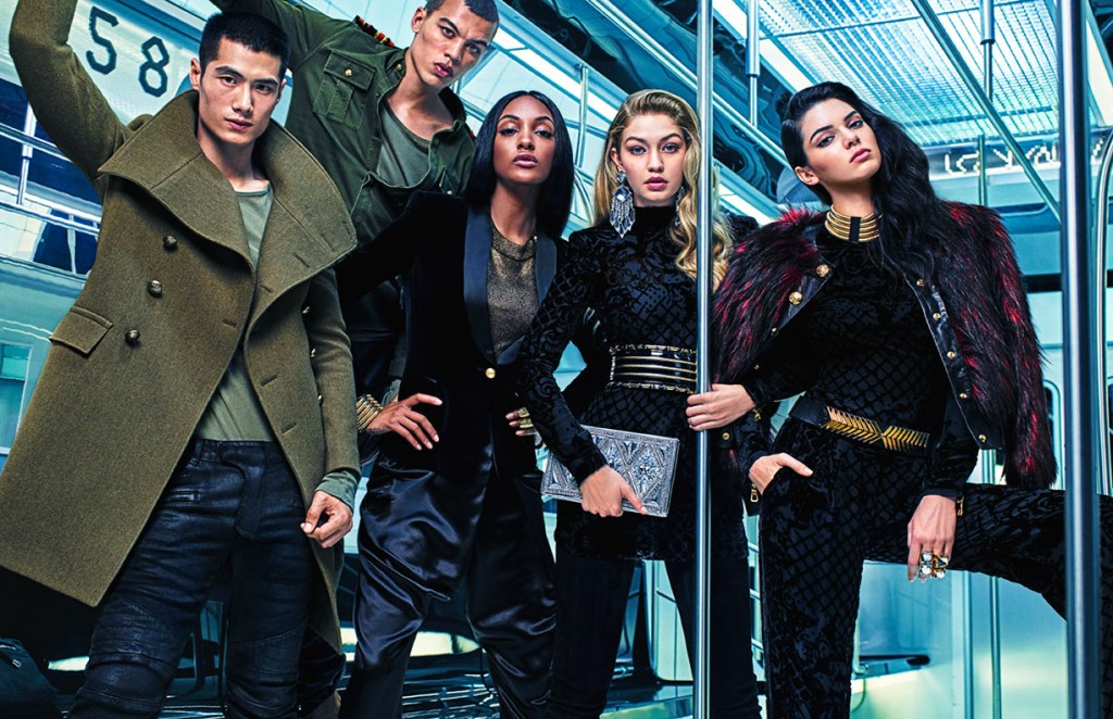 h-and-m-balmain-ad-campaign--fall-2015-fashion-show-the-impression-009