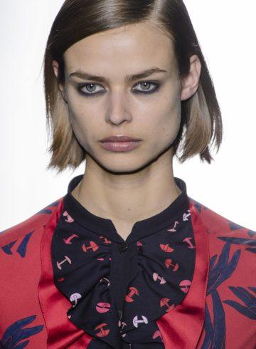 Hermès Fall 2017 Fashion Show Beauty Cont.
