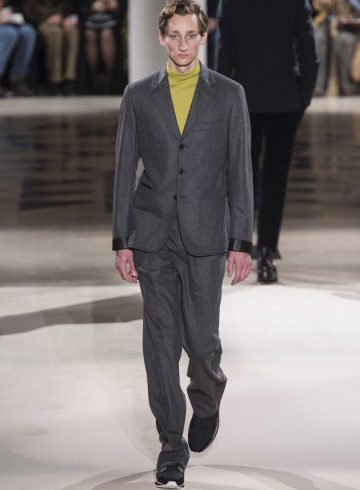 Hermès Fall 2017 Menswear Fashion Show