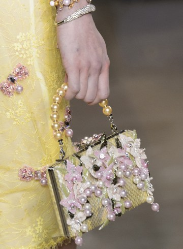 Georges Hobeika Spring 2017 Couture Fashion Show Details