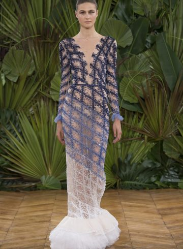 Idan Cohen Fall 2017 Couture Fashion Show