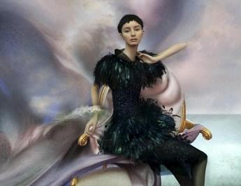 The Elegant Universe, V Magazine, 2014