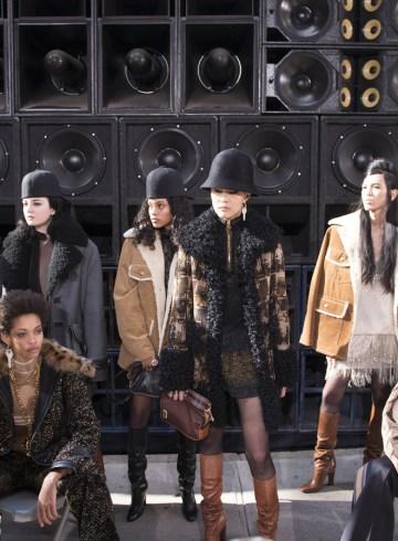 Marc Jacobs Fall 2017 Fashion Show Atmosphere
