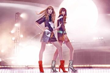 jimmy choo fall 2015 ad campaign photo