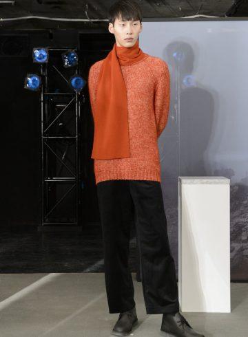 John Smedley Fall 2017 Menswear Fashion Show