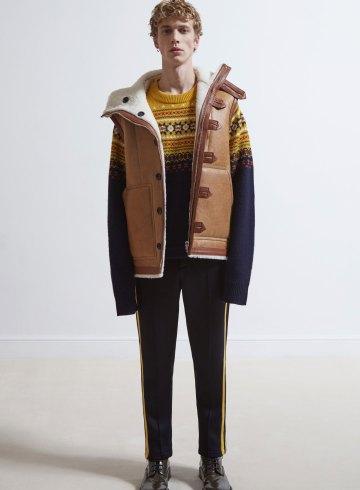 Joseph Fall 2017 Menswear Fashion Show