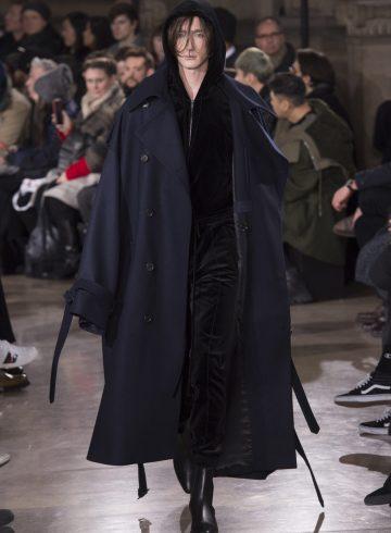Juun.J Fall 2017 Menswear Fashion Show