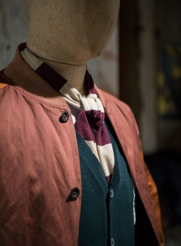 Kent & Curwen Fall 2017 Menswear Fashion Show Details