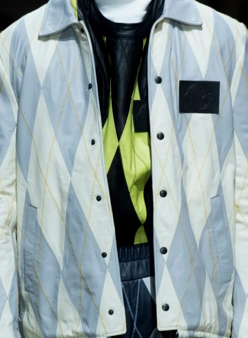 Kenzo Fall 2017 Menswear Fashion Show Details