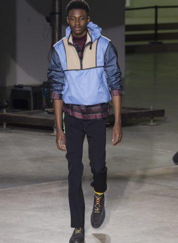 Lanvin Fall 2017 Menswear Fashion Show
