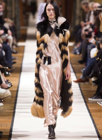 Lanvin Fall 2017 Fashion Show