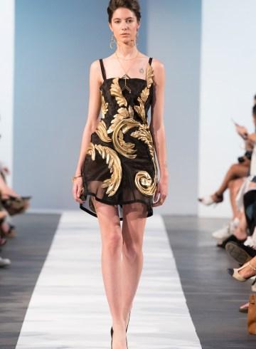 Laskaris Fall 2017 Couture Fashion Show