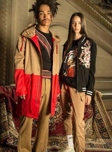Les Benjamins Spring 2018 Men's Fashion Lookbook