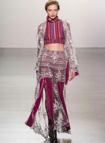 Francesca Liberatore Fall 2017 Fashion Show