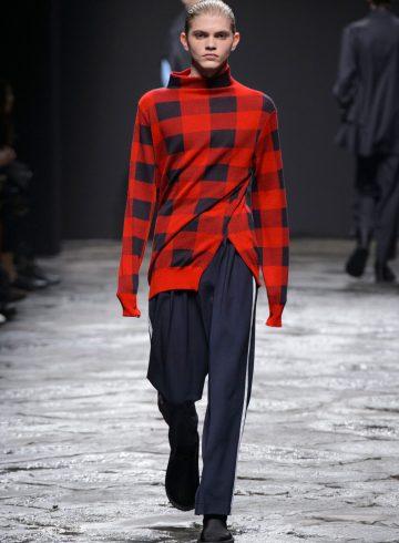 Lucio Vanotti Fall 2017 Menswear Fashion Show