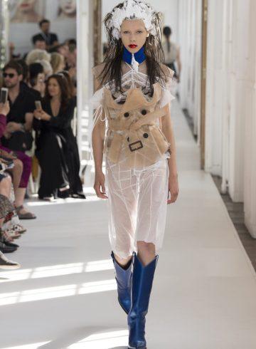 Maison Margiela Fall 2017 Couture Fashion Show