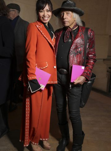 Manish Arora Fall 2017 Fashion Show Front Row