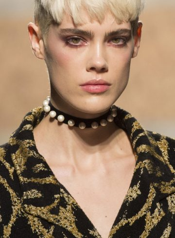 Angelo Marani Fall 2017 Fashion Show Beauty