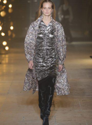 Isabel Marant Fall 2017 Fashion Show