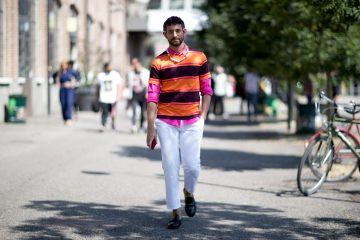 Milan Fashion Week Men's Street Style Spring 2018 Day 3