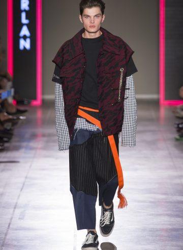 Milano Moda Graduate Spring 2018 Men's Fashion Show
