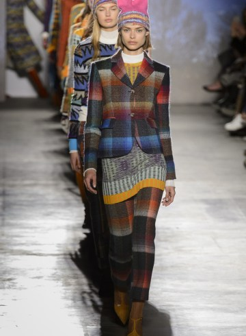 Missoni Fall 2017 Fashion Show